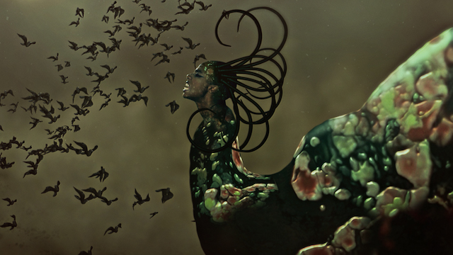Wangechi Mutu, The End of Eating Everything, 2013